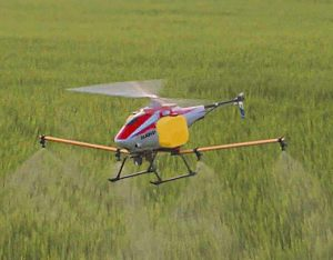 2020無人機知識-亞拓單旋翼植保機