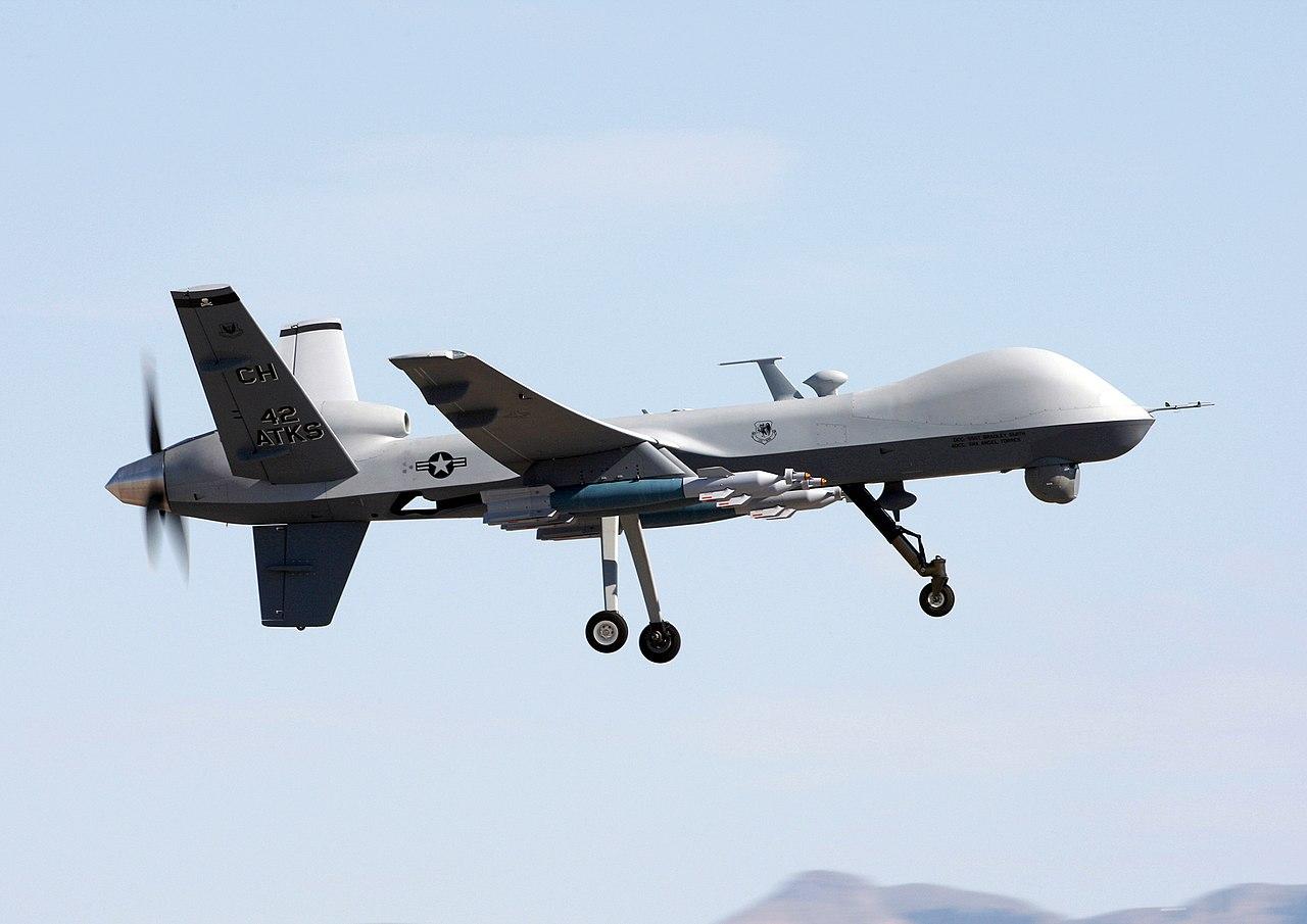 2020無人機知識總整理-掠奪者無人機MQ-9