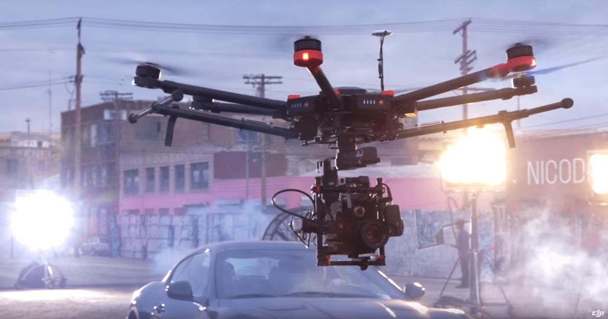 2020無人機知識總整理-電影用無人機
