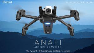 2020無人機知識總整理-全球四大無人機品牌:ANAFI
