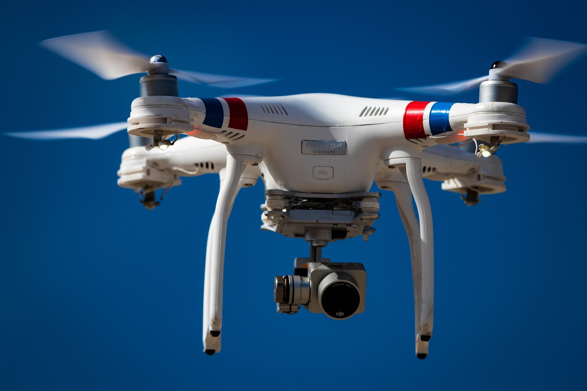 2020無人機知識-DJI