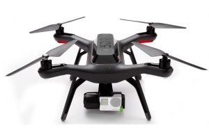 2020無人機知識總整理-全球四大無人機品牌:3DR Solo