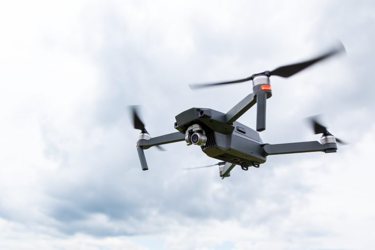 四旋翼無人機Quad-copter