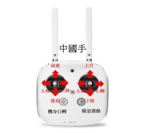 無人機操作-中國手