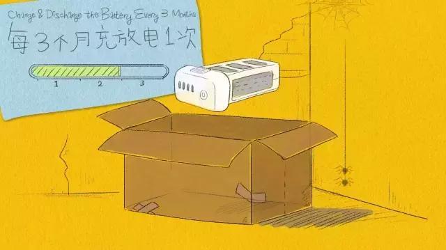 無人機電池