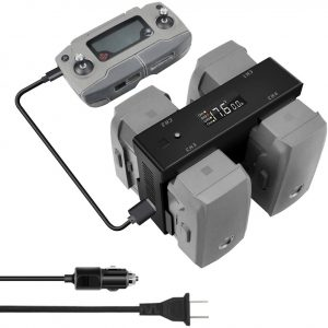 空拍機電池放電器