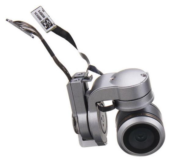 空拍機保養-雲台相機
