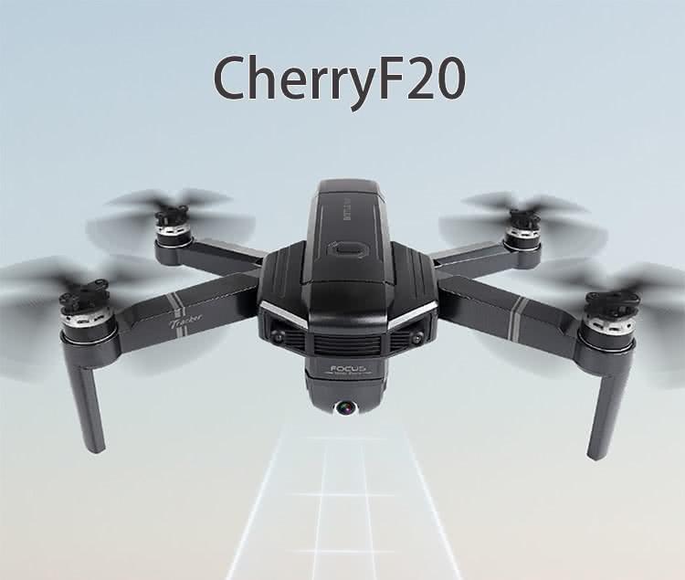 空拍機推薦-Cherry F20