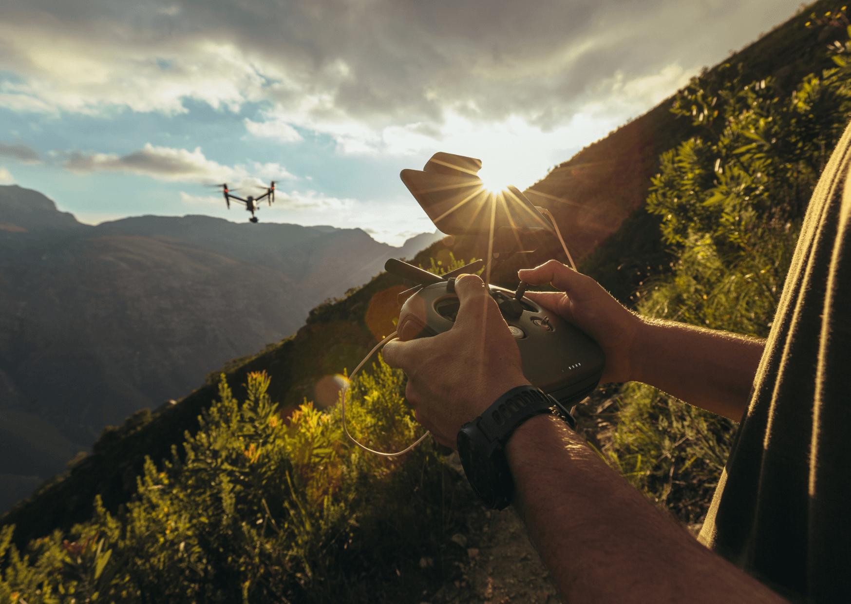 無人機飛手