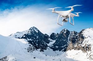 冬天如何飛無人機