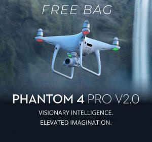 大疆空拍機-DJI Phantom4 Pro v2.0