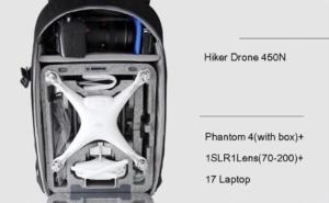 Hiker Drone-450N
