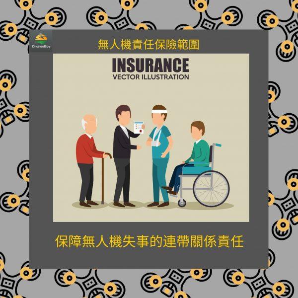 無人機責任保險範圍